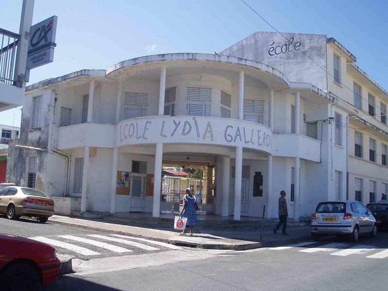 école primaire Lydia Galleron