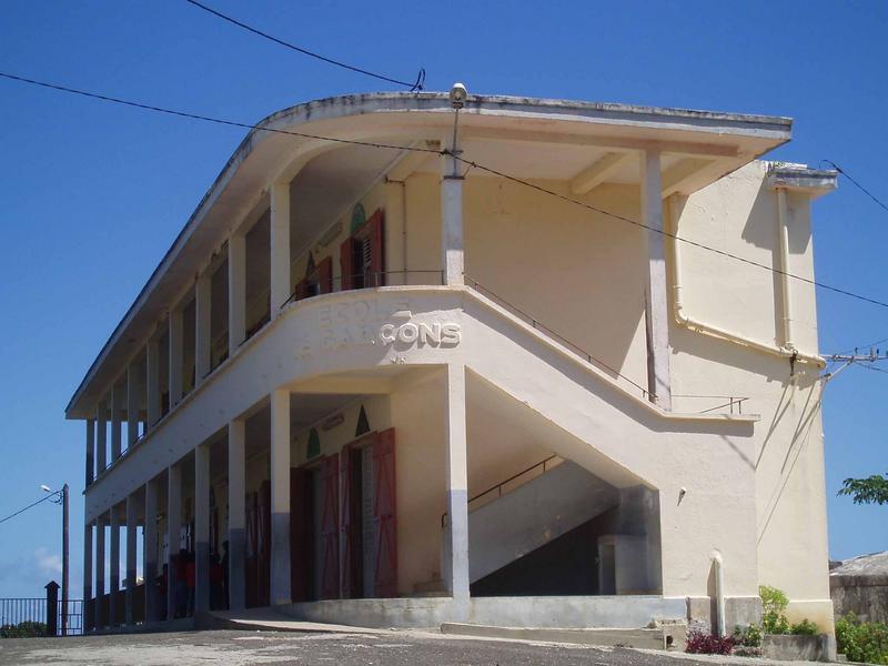 école primaire des Grands Fonds