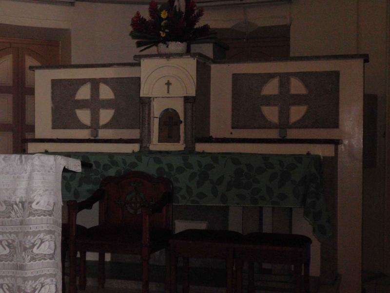 église paroissiale de l'Immaculée Conception