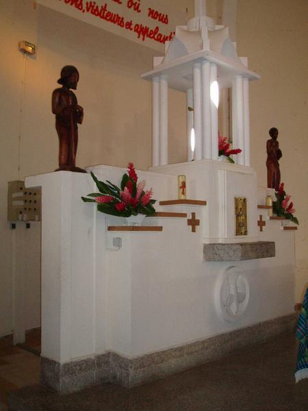 église paroissiale Saint-Philippe et Saint-Jacques