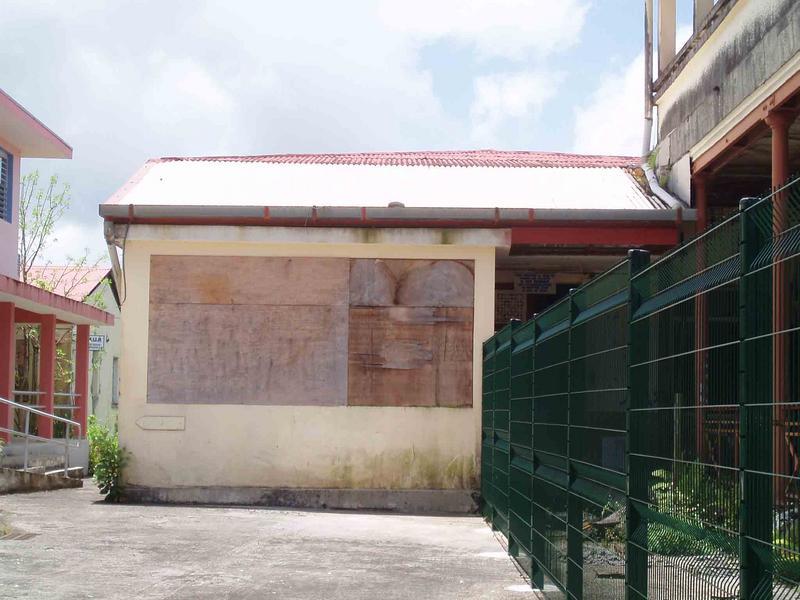 Édifice hospitalier dit Pavillon opératoire