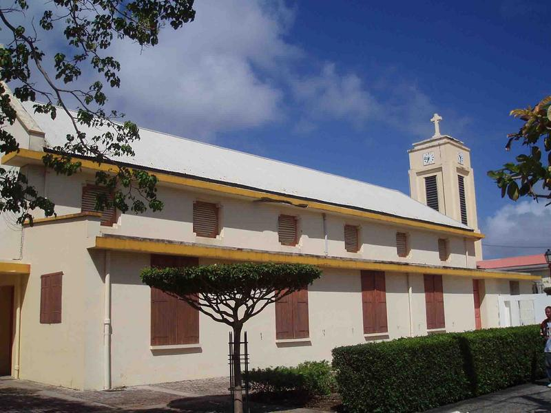 Église paroissiale Saint-François d'Assise