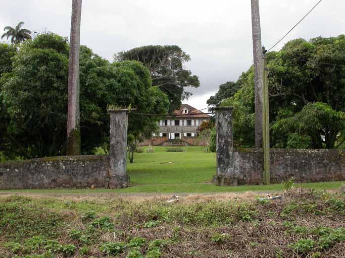 Demeure dite Habitation Macouba, Marraud des Grottes ou Case Paul