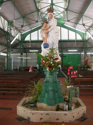 Statue de Notre-Dame-des-Victoires