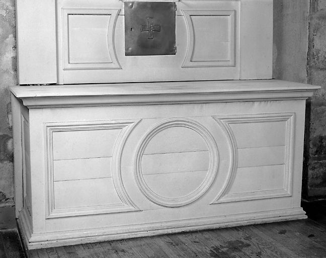 Autel (autel tombeau)
