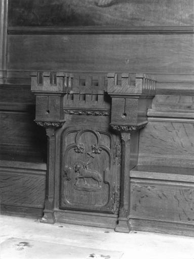 autel, retable de la chapelle Saint-Erembert