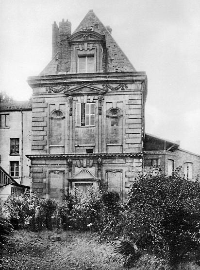 château de Berny