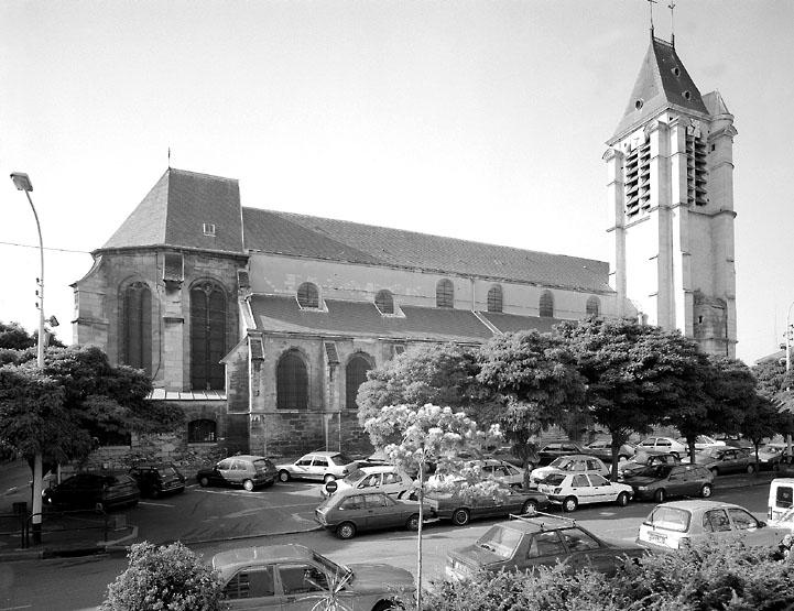 Eglise Saint-Cyr-Sainte-Julitte