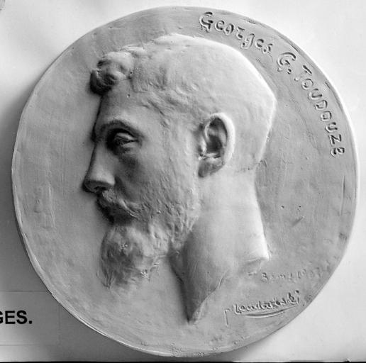 bas-relief de Georges Toudouze