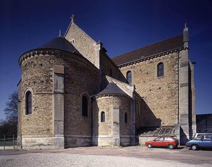 Prieuré ; actuellement basilique Notre-Dame-de-Bonne-Garde
