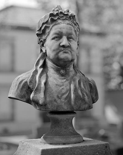 buste d'Alexandrine Gouvine