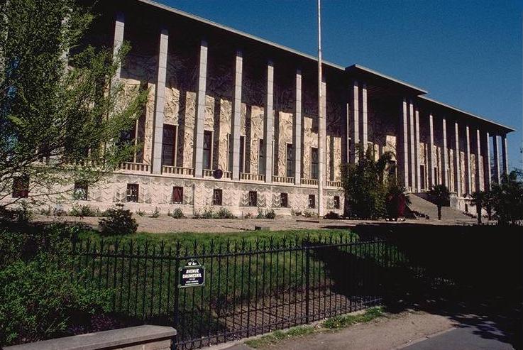 Ancien Musée National des Arts Africains et Océaniens, devenu Cité nationale de l'histoire de l'Immigration