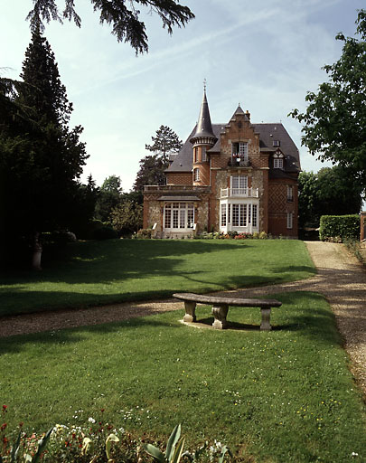 maison dite Villa Chartier, actuellement mairie
