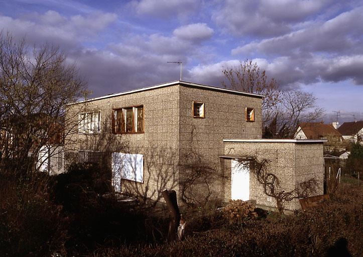 maisons jumelles dites maisons Guélain
