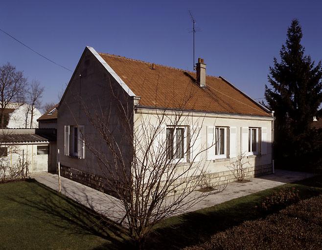 maison Veyrier