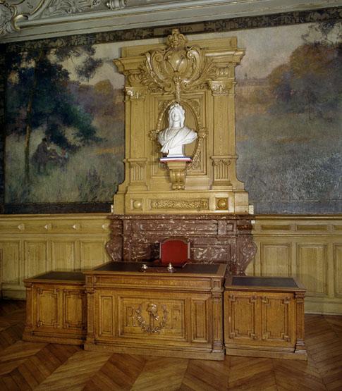 Bureau du maire