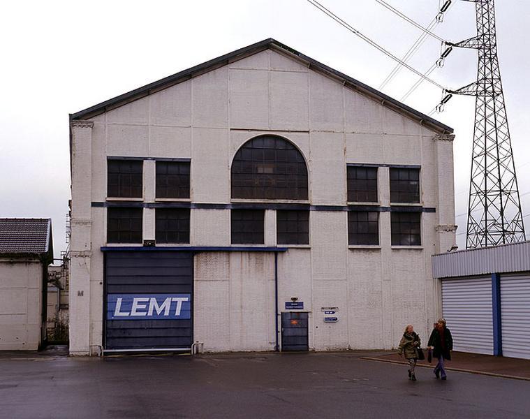 Centrale thermique de la Société d'Electricité de Paris, puis centrale EDF de Saint-Denis