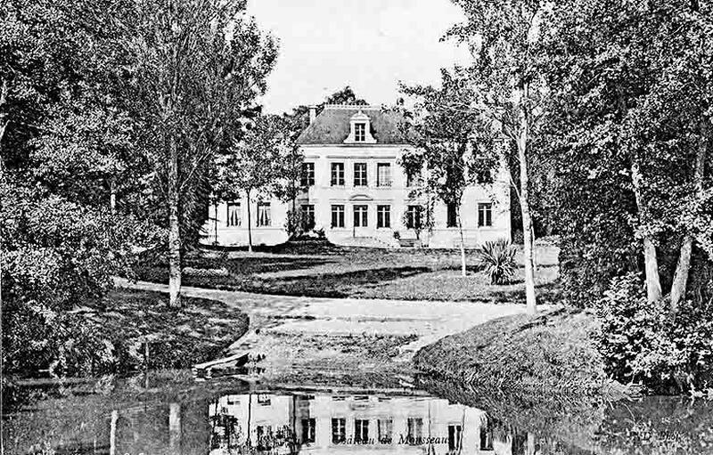 château des Mousseaux