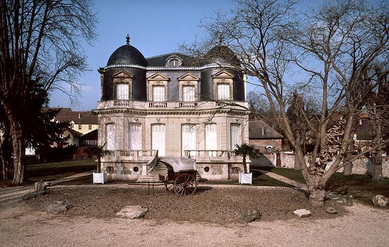 Maison de villégiature