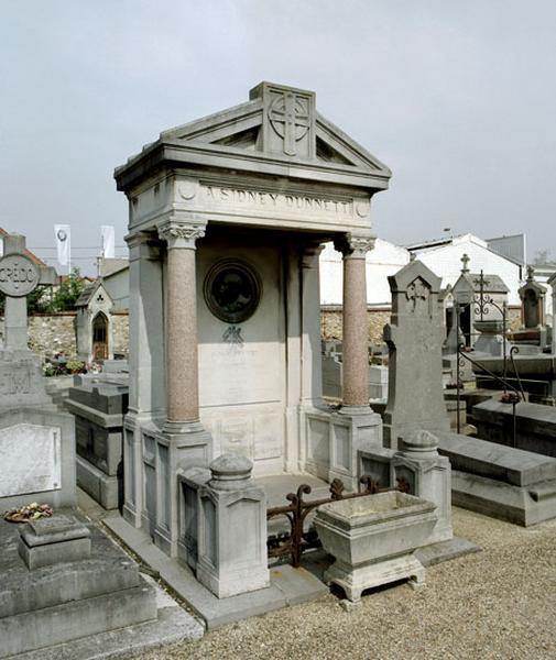 Chapelle funéraire de la famille Dunnett