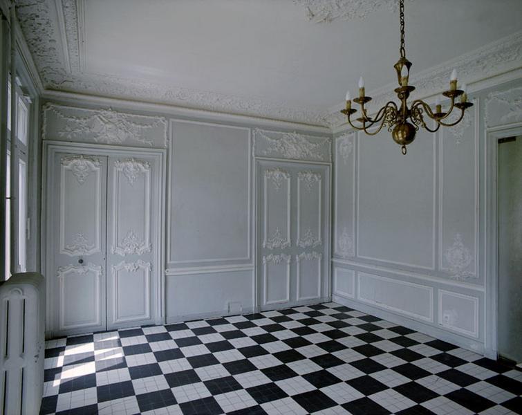 revêtement intérieur du salon