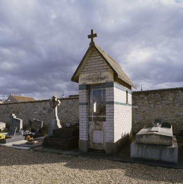 Chapelle funéraire de la famille Gabin-Lebleu