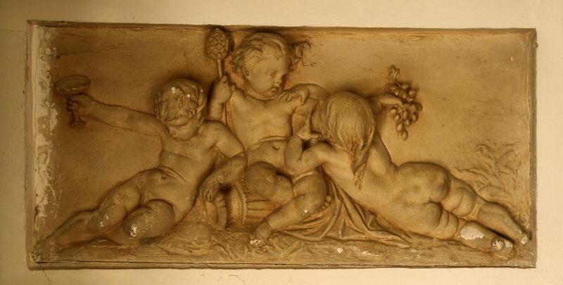 Ensemble de 2 reliefs