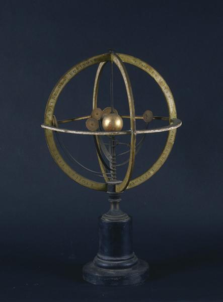 objet de représentation de corps célestes dit planétaire de Dien