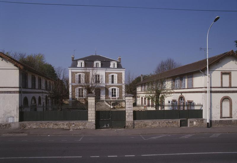 Maison de notable Les Tiileuls