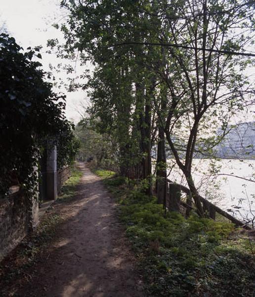 quartier des bords de Seine