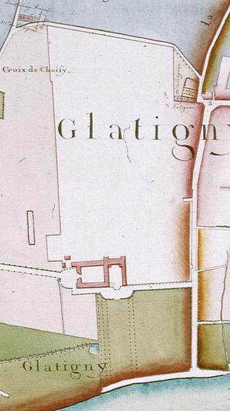 Château de Glatigny (détruit)