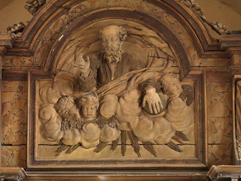 Retable ; tabernacle ; maître-autel