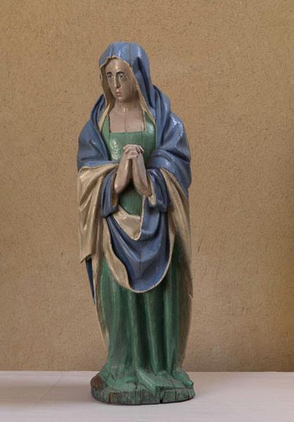 Statue : Vierge orante