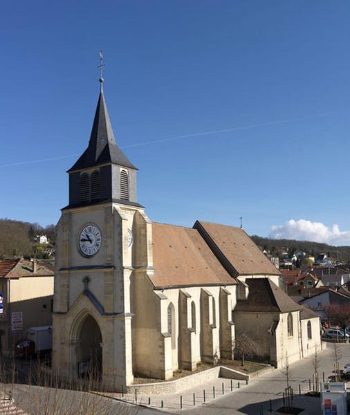 Église paroissiale Saint Roch