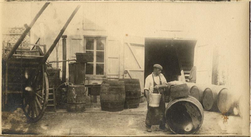 Maison de vigneron