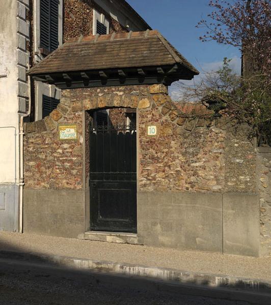 Maison de villégiature dite 'La Chaumine'