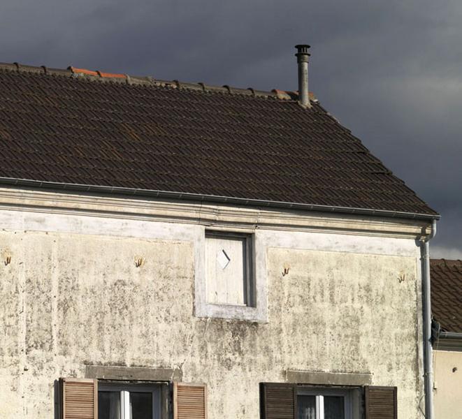 les immeubles, maisons et fermes de l'aire d'Andrésy