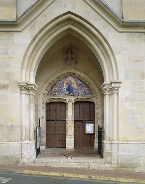 église paroissiale Saint-Roch