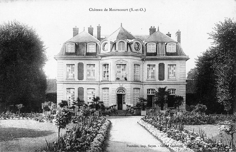 Maison de campagne dite le château Itasse