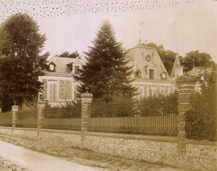 maison de notable dite château Lepic