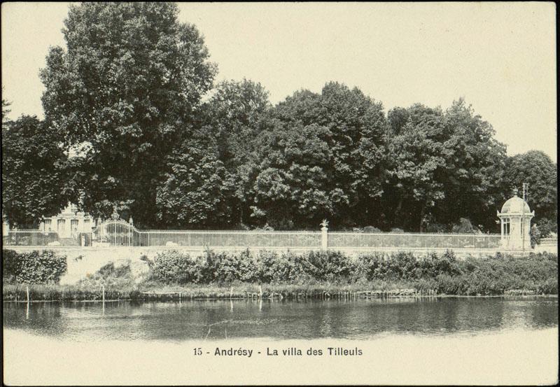 maison de notable dite Les Tilleuls, actuellement mairie