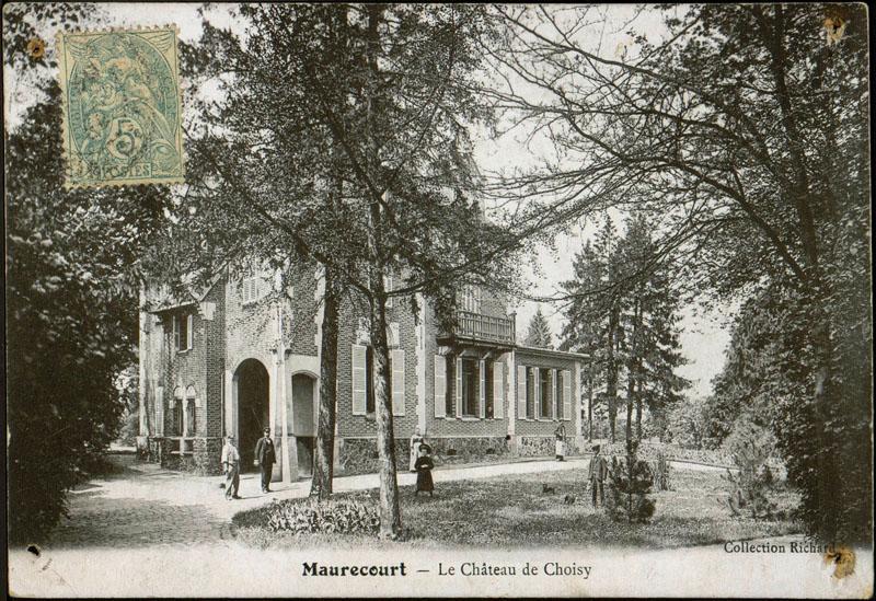 maison de notable dite le château de Choisy