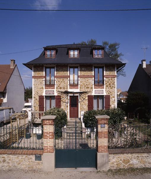 maison Marthe-Les Roses