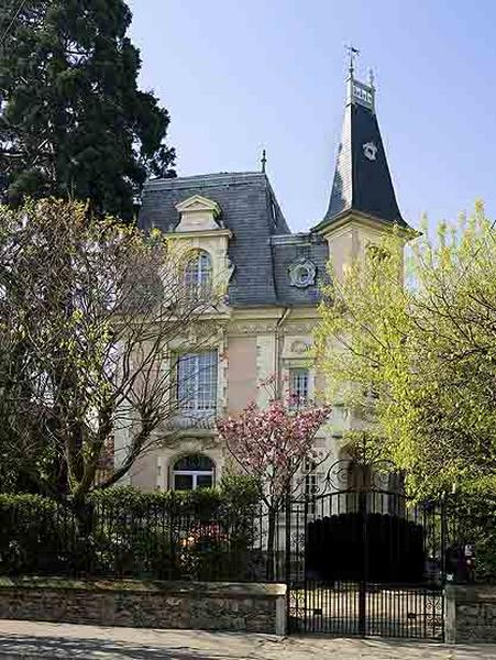 maison de monsieur Borghans