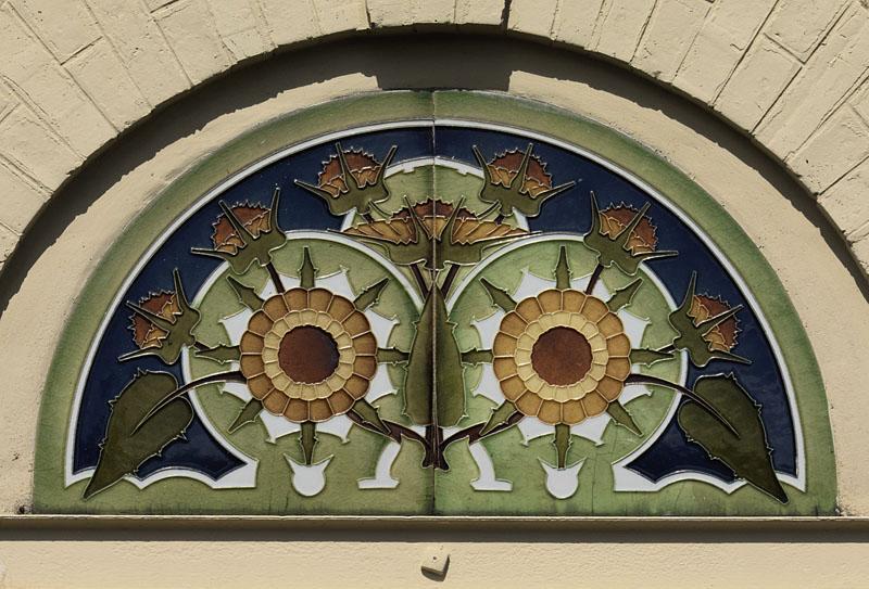 décor d'architecture
