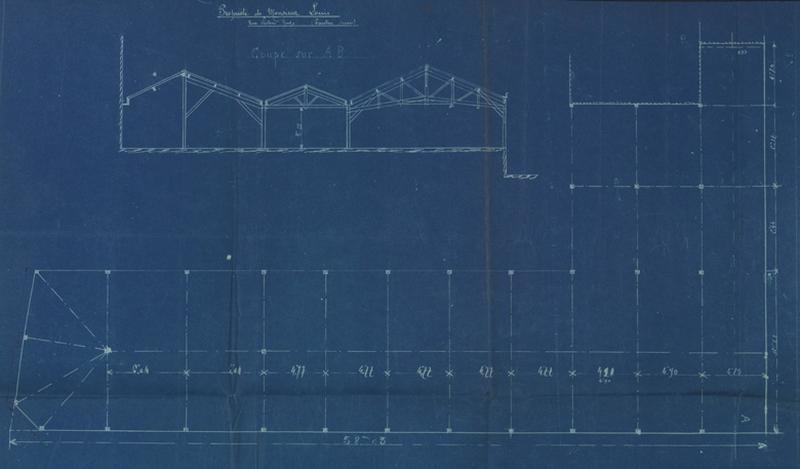 Usine de meubles dite Manufacture de meubles F. Louis, puis usine textile des Etablissements Bejean et usine de colles Minesota de France, puis Imprimerie Danel et usine de matériel de bureau de la société Remington-Rand-France, puis usine de matériel électroacoustique des Procédés Michel Picot, puis usine de composants électroniques Dihor, actuellement logement