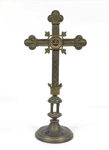 croix-reliquaire de la sainte Croix
