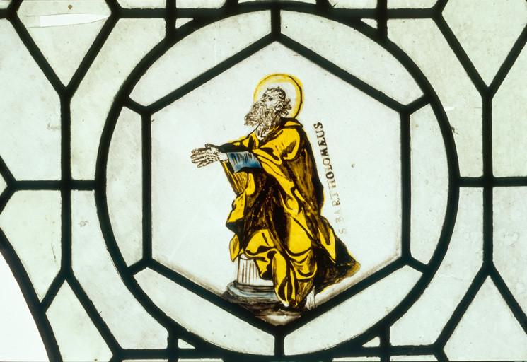 verrière : saint Barthélémy