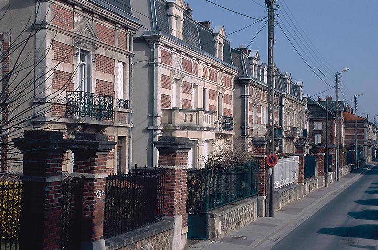 cité ouvrière Thiercelin-Parichault