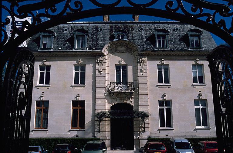 hôtel de négociant en vin Gallice ; établissement administratif : Office régional culturel de Champagne-Ardenne